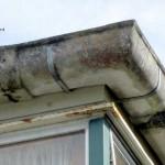 asbestos gutter