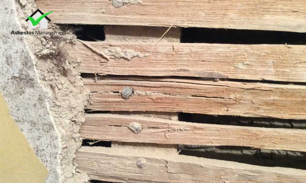 Old plaster walls asbestos zef jam for Is there asbestos in old drywall