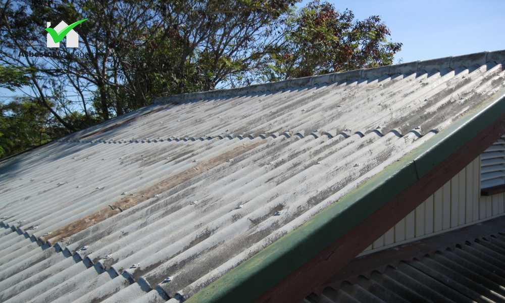 roofing asbestos roofing repair dangerous asbestos old. Black Bedroom Furniture Sets. Home Design Ideas